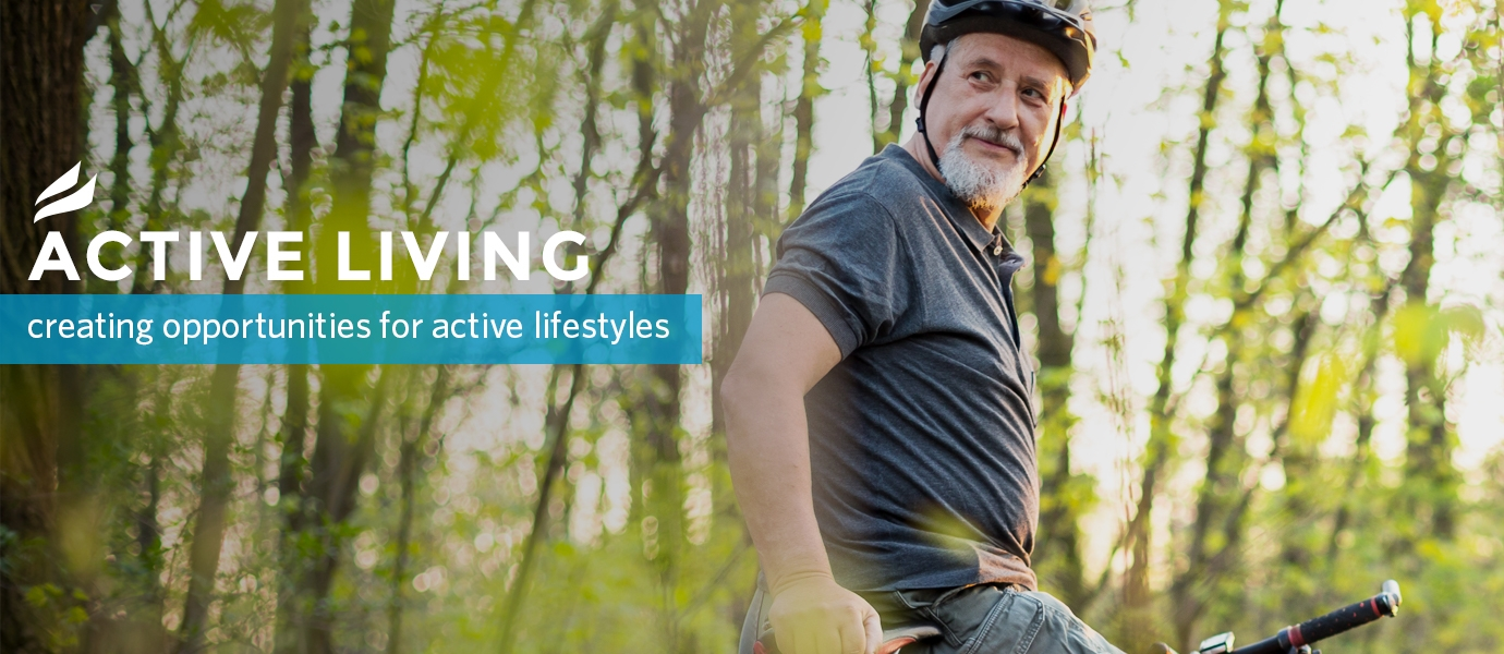 Active Living, creating opportunities for active lifestyles